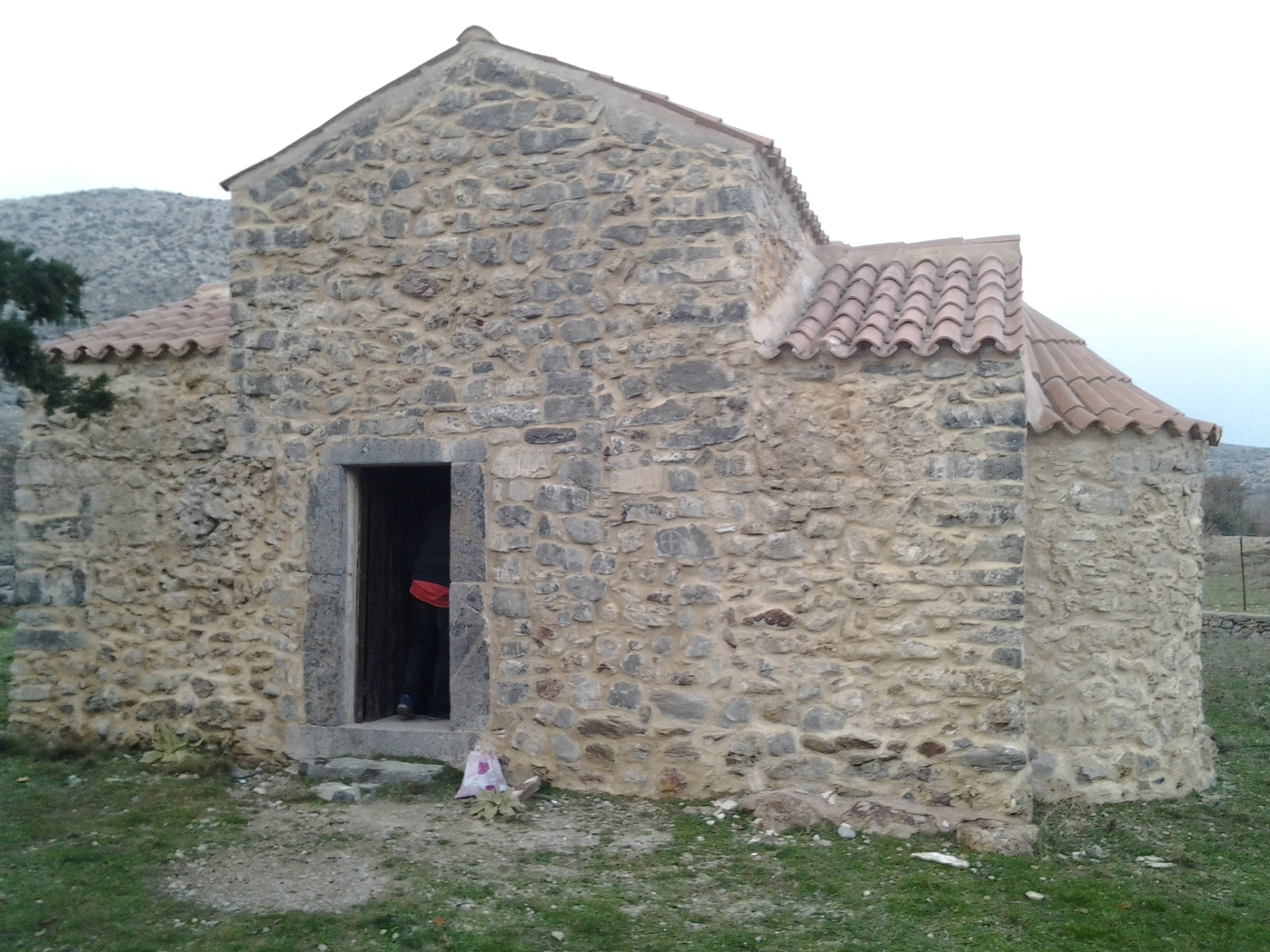 церковь агиос пневматос