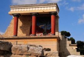 Сезон 2015: часы работы памятников на Крите.
